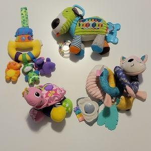 🧸Baby Stroller travel toys